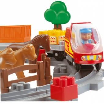 Сельский поезд