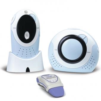 Мобильный монитор и аудио-няня Snuza Duo