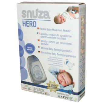 Мобильный монитор Snuza Hero SE