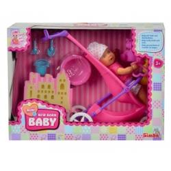 Кукольный набор пупс New Born