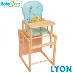 Стульчик для кормления BabySleep Lyon V-SN